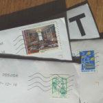 timbre au tarif en vigueur pour lettre