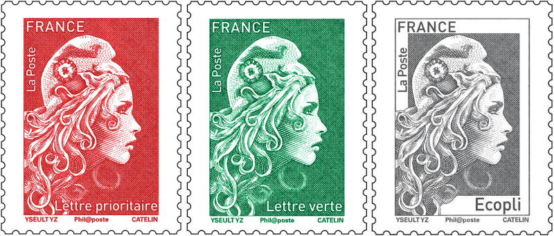 Tarifs postaux et prix du timbre